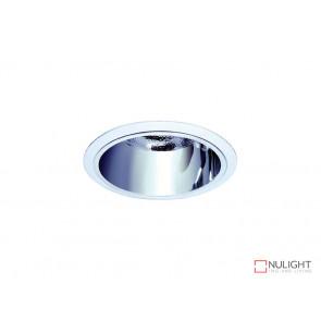 VIBE 1X 42W White Electronic Open Face Down Light VBL
