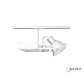 Vibe 3001 Series 70W White Track Mounted Interior Spot Light VBL