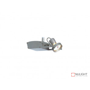 Vibe One Circuit Track Mounted Light Silver VBL