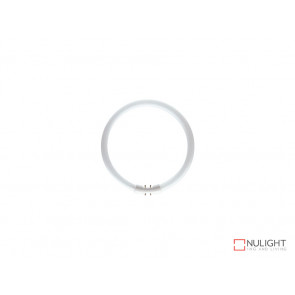 22W Cool White T5 Circular Fluorescent 2 Pins Each Side VBL