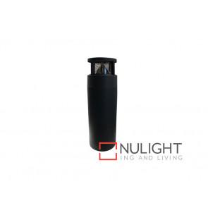Vibe 12W LED 301 Series Cool White Black Bollard Light VBL