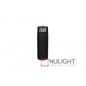 Vibe 12W LED 302 Series Cool White Black Bollard Light VBL