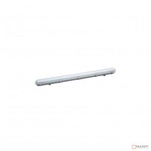 Vibe 22W Natural White LED Weatherproof Batten c/w MW Sensor VBL