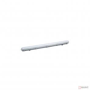 Vibe 37W Natural White LED Weatherproof Batten c/w MW Sensor VBL