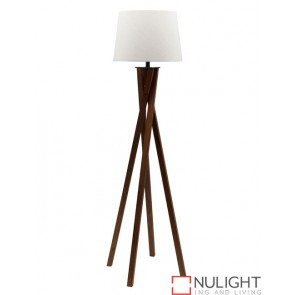 Jasmine 1 Light Floor Lamp COU