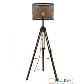 Java 1 Light Floor Lamp COU