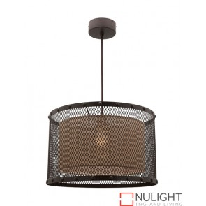 Java 1 Light Medium Pendant COU