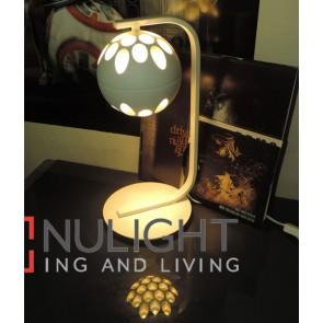 JEDI TABLE LAMP LED Round 20W 3000K SAND WHITE A CLA
