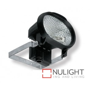 Flood Light Linear Halo Black ASU