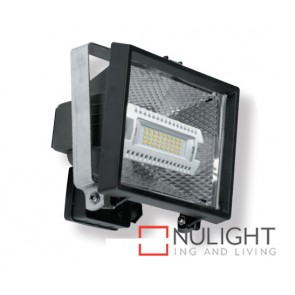 Flood Light Halogen 500W Black ASU