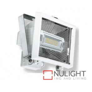 Flood Light Halogen 500W White ASU