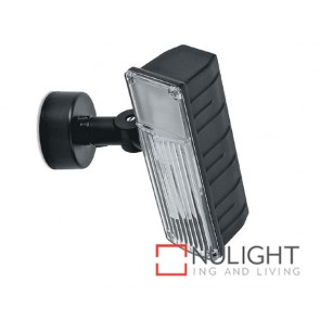Wall Light E27 40W Black ASU