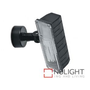 Wall Light E27 40W Black ASU