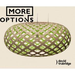 Kina Lime David Trubridge Pendant DAV