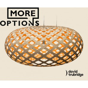 Kina Orange David Trubridge Pendant DAV