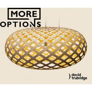 Kina Yellow David Trubridge Pendant DAV