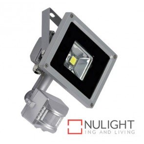 Floodlight Sensor Led 10W Silver ASU