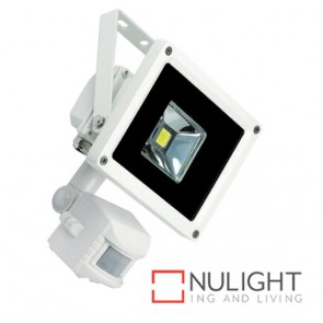 Floodlight Sensor Led 10W White ASU