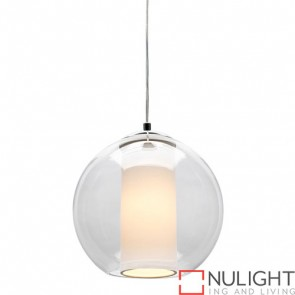 Laurent 1 Light Small Pendant COU