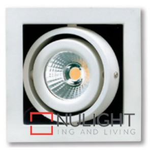 Gimbal Led 1X6.5W White ASU