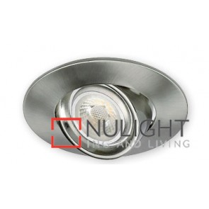Downlight Led 5W Satin Chrome ASU