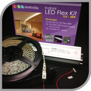 Weatherproof Low Output LED Flex Kit LED Australia
