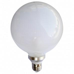 LED Frosted 5000K Spherical Light Bulb CLA Lighting