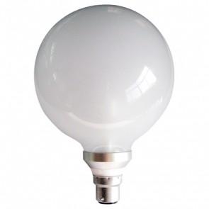 LED Frosted 6W Spherical Light Bulb CLA Lighting