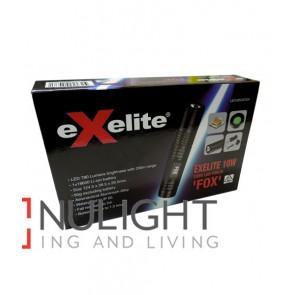 EXELITE LED TORCH CREE 10w Range 200m (780 Lumens) CLA