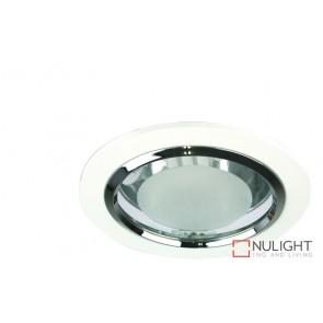 Litek 140 Eos Side Entry White Downlight ORI