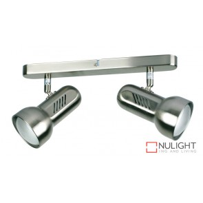 Profile R80 Spot 2Lt Bar Brushed Chrome ORI