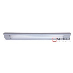 Puno 2-14W T5 Fluorescent Silver ORI