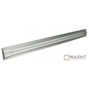 Puno 2-28W T5 Fluorescent Silver ORI