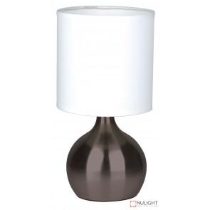 Lotti Touch Lamp Gunmetal ORI