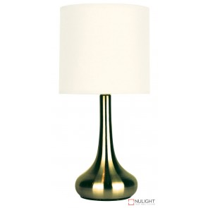 Lola Touch Lamp Antique Brass ORI
