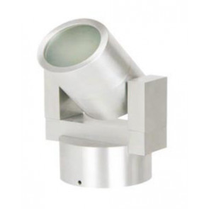 Stealth Garden Spike Light in Aluminium Lighting Avenue