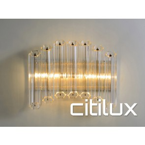 Lily 4 Lights Wall Light Citilux