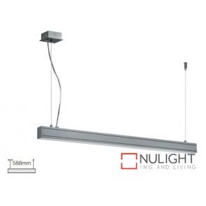 Linear Suspension mount T5 588X50 Grey ASU