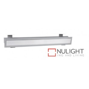 Linear Recessed T5 616X75 Grey Striplight ASU