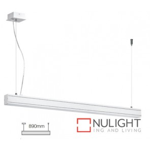 Linear Suspension mount T5 890X50 White ASU