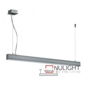 Linear Suspension mount T5 1190Mm X 50 Grey ASU