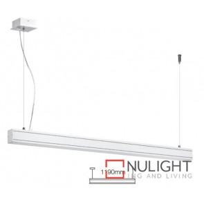 Linear Suspension mount T5 1190 X 50 White ASU