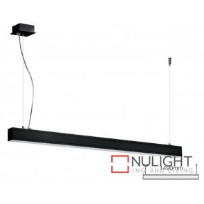 Linear Suspension mount T5 1490Mm X 50 Black ASU