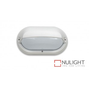 Bulkhead With Eye Lid White ASU