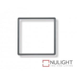 Lk Square Trim Silver ASU