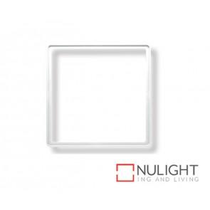Lk Square Trim White ASU