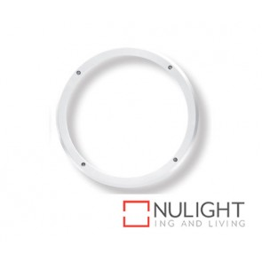 Lk Plain Round Mask White ASU