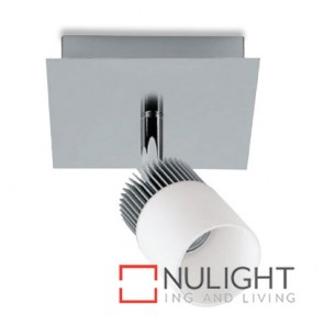 Spot Led Single Chrome LSLB Series ASU
