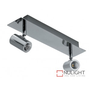Spotlight Led 2X3W  Chrome LSLN Series ASU