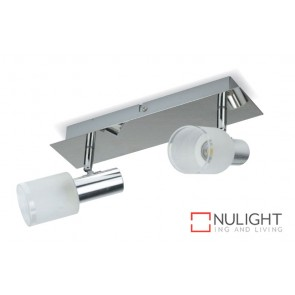 Spot Led Bar 2 Chrome LSLT Series ASU